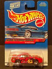 2000 Hot Wheels #34 - Kung Fu Force Series 2/4 : '99 Mustang - 26037