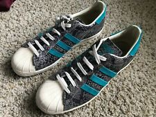 low priced d5d78 1882f Mens ADIDAS SUPERSTAR SNAKESKIN Classic D67654 Sneakers Size 14 (CON18)