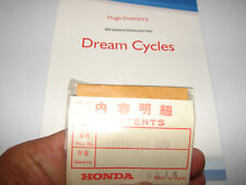 Honda MR50 New Piston Pin Clip OEM 13115-122-000  Baby Elsinore