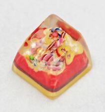 Jelly Key Confectionery Woods Keycap (Toffee & Raspberry Trifle). SA row 1