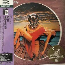 10cc - Deceptive Bends(SHM-CD. jp. mini LP), 2009 UICY-93816