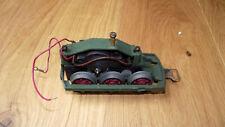 JEP CC 7001 berceau plus moteur roues rouges