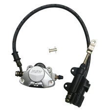 ATV Parts Hydraulic Rear Brake Master Cylinder Caliper 110cc 125cc 150cc TAOTAO