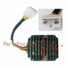 Voltage Regulator 5 pin wire  ATV Scooter Moped Dirt Bike 110cc 125cc Gy6 150cc