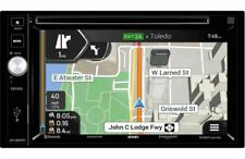 """New listing Jensen Vx7021 Double Din 6.2"""" In-Dash Dvd/Cd Car Stereo Receiver(Remanufactured)"""
