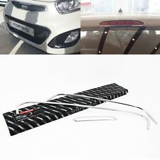 Radiator Grill Garnish Molding Trim For KIA All New Picanto 2011 2012 2013 2014