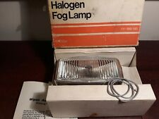 Classic Wipac Oblong Fog Lamp Light NEW OLD STOCK Boxed