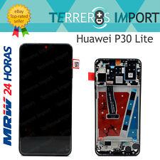 Pantalla LCD Display para Huawei P30 Lite Con Marco MAR-LX1A Calidad Original