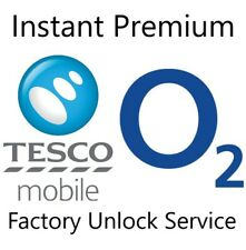 UK O2 / Tesco Instant Premium Factory Unlock Service For All iPhone and iPad