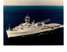US Navy Class Amphibious Transport Dock Ship Ponce LPD-15 Original Photo 8x10