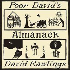 DAVID RAWLINGS - POOR DAVID'S ALMANACK   CD NEU