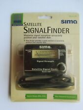 Sima Satellite Signal Finder model SSF