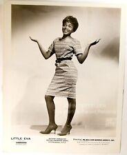 ORIGINAL 1960's 8x10 Publicity Photo Little Eva Soul