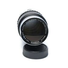 Olympus OM-SYSTEM ZUIKO 75-150mm f/4 Lens with OM Mount
