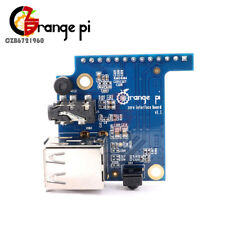 Specialized Orange Pi Zero Expansion Board PC IO Two Usb Microphone Video Audio