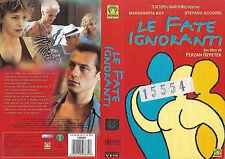 LE FATE IGNORANTI (2001) vhs ex noleggio