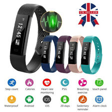 Latest Children Smart Gym Tracker Kids safe Pedometer Step Counter Fit*Bit Style