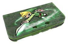 New Nintendo 3DS XL: Link Slim Storage Armor - Legend Of Zelda PDP Game Case