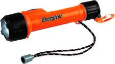Energizer HardCase Handheld Flashlight Atex 2AA w/Carabineer *NEW*
