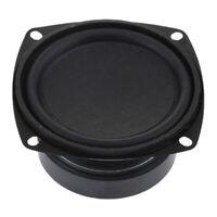 3inch 8ohm 25W Hifi Audio Speaker Woofer Subwoofer Bass Horn Loudspeaker