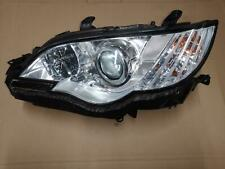 SUBARU OUTBACK LEGACY LEFT HEADLAMP XENON 2007-2009