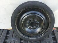 Spare Tire Wheel Donut Goodyear T125/70D16 96M E