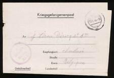 625022) Kriegsgefangenenpostblg. 2.WK Stalag 11B Fallingbostel