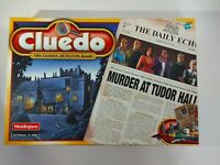 Cluedo The Classic Detective Board Game from Waddingtons/Hasbro 2000 - Complete