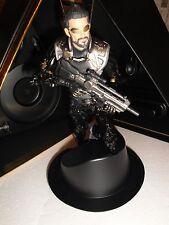 BRAND NEW Deus Ex ADAM JENSEN Collector's Edition Figure Statue (New in Box)