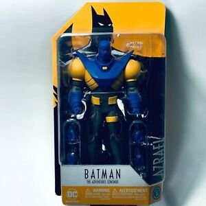 McFarlane Toys DC Comics BATMAN Animated Adventures Continue AZRAEL 7in Figure
