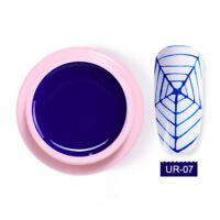 UR SUGAR 5ml Gel Nails Nagellack Soak Off UV Gellack Elastic Drawing Gel lack