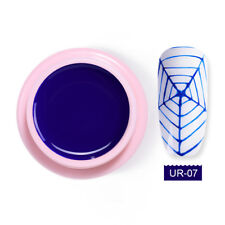 UR SUGAR 5ml Gel Nails Polish Soak Off UV Gel Elastic Drawing Nail Gel Varnish