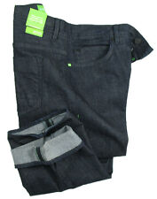 BOSS Green Vaqueros Deam W33/L34 (regular fit) Azul Oscuro Enjuagado Stretch