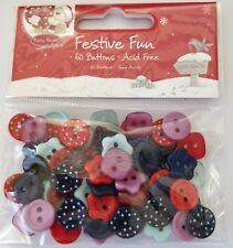 BUTTON PACK - Fizzy Moon Festive Fun Collection