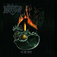 SATAN WORSHIP - I'M THE DEVIL   CD NEU