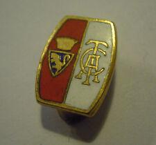 PINS SPILLA DA BAVERO - A.C. TORINO - CALCIO - ANNI '60 -- ( VP )