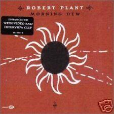 Robert Plant Morning Intervw&Live&VIDEO CD Led Zeppelin