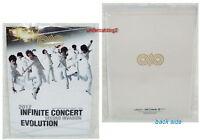 Infinite 2012 Concert: Second Invasion Evolution Taiwan Promo Folder (ClearFile)