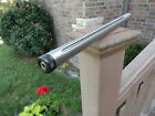 RUGER 10/22 THREADED STAINLESS FLUTED 920 16.5 BARREL 10080 PLUS KKC UNFIN STOCK