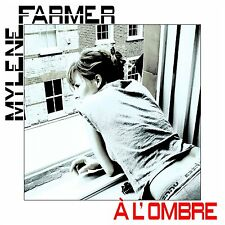 ★☆★ CD Single Mylène FARMER A l'ombre 2-track CARD SLEEVE NEW SEALED  ★☆★