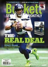 JANUARY 2020 BECKETT SPORTS CARD MONTHLY #1 RUSSELL WILSON Ships in a BOX!