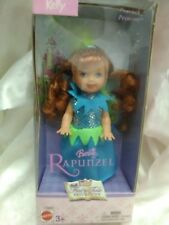 Kelly Barbie Rapunzel Peacock Princess