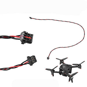 For DJI FPV Combo Drone Reliable Front Arm LED Light Lamp Line Cable Accessories