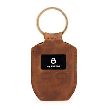 Londo Genuine Leather Case with Keyring for Trezor One Bitcoin Wallet Unisex