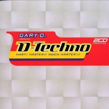 D-Techno (2000) Gary D., Cosmic Gate, Dr. Muffdiver, Axrl Konrad, Nick .. [3 CD]
