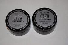 2 X American Crew Grooming Cream 3 oz EACH