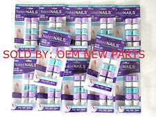 Naked Nails 10pc Refill Kits As Seen on TV NEW & SEALED - FREE SHIP Lot of 12