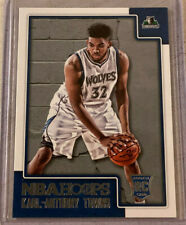 2015-2016 Panini NBA Hoops Karl-Anthony Towns Rookie #289 Timberwolves RC NEW!