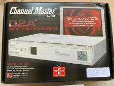 Channel Master CM-7000 Digital to Analog Converter Digital TV Brand New