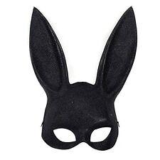 Masquerade Women Mask Fancy Dress Bunny Mask Rabbit Mask Eyemask Costume Party
